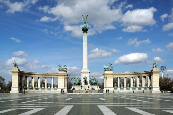 Soggiorno a Budapest - Buda Medical